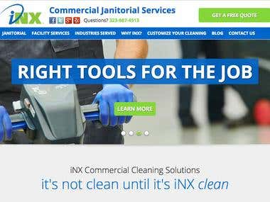 iNX Commercial Cleaning Solutions