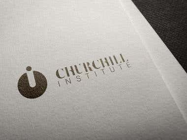 Churchill Logo Design