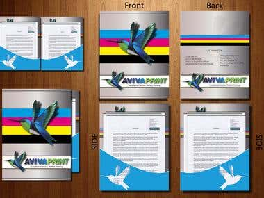 Document Folder for AVIVA