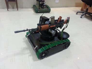 Remote Weapon Control