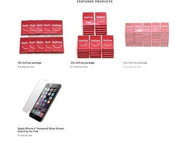 LOGICBOLT TECHNOLOGY PVT. LTD.Online Accessories Store