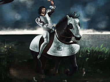 Riding Warrior