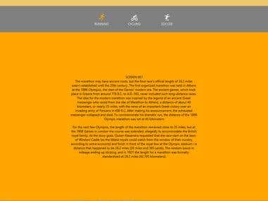 JavaFX MultiScreen Framework