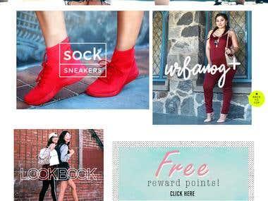 Shopify/eCommerce URBANOG
