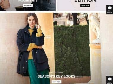 Wordpress/Woocommerce H&M