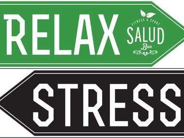 Señal - Salud Fitness & Sports Bar
