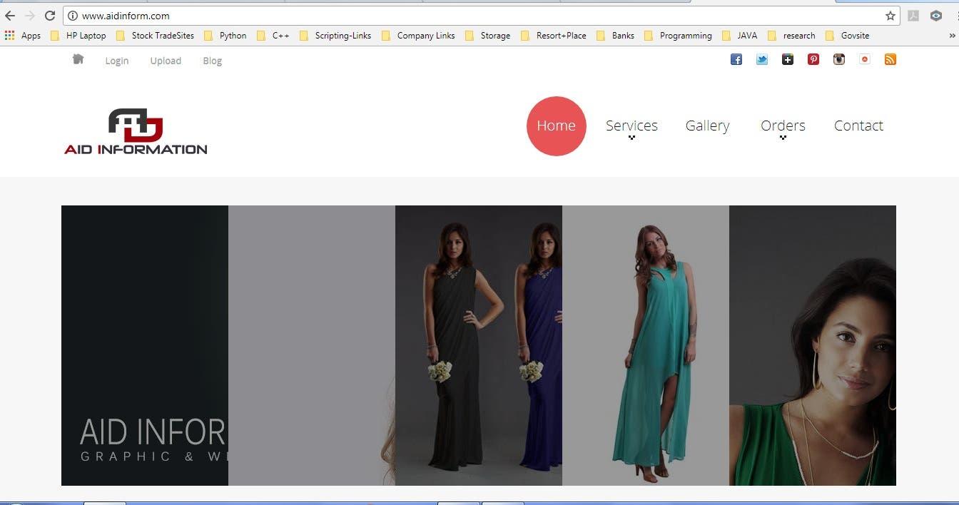 SEO - Graphic and web design website