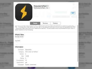 Clone AppStore