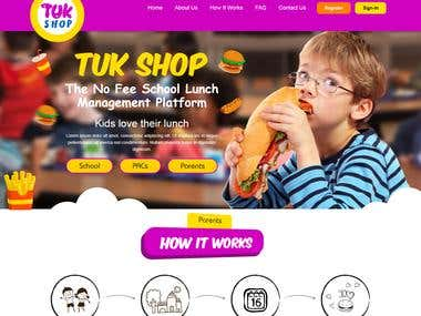 TUK SHOP - Lunch Module