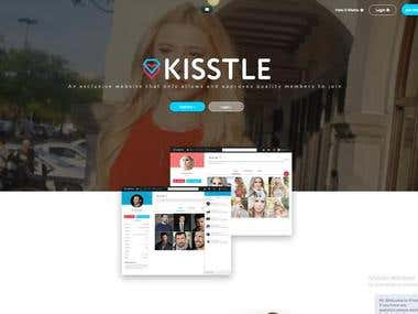 Kisstle - AngularJS