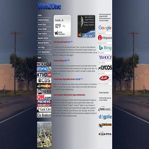 Won2one Website