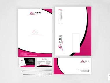 Rsk constructions[Designing stationery]