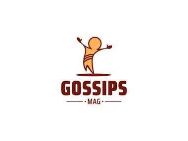 Logo Design | Gossips Mag