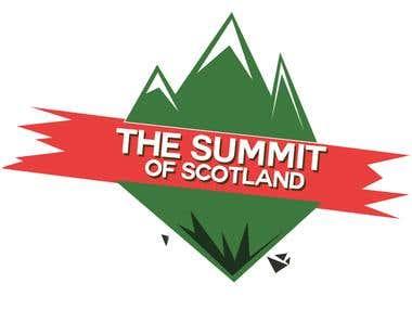The Summit of Scotland - Stream Branding