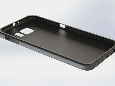 Smartphone Case for 3D printing