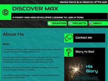 Website: discovermax.co.za
