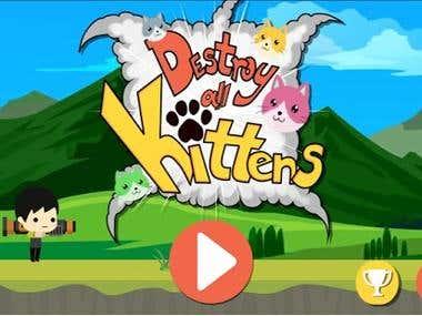 Destroy All Kittens