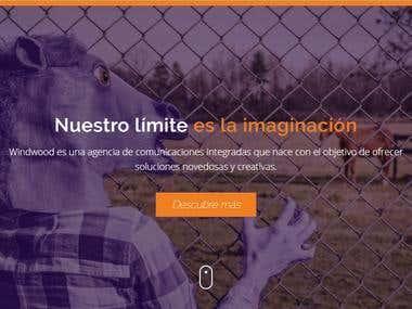 Windwood Creative Website