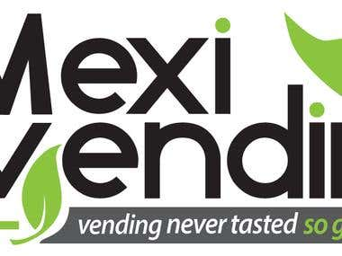Redesign - Mexivending Logo