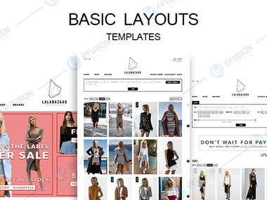 E-Commerce Portal for Fashion | PHP Development
