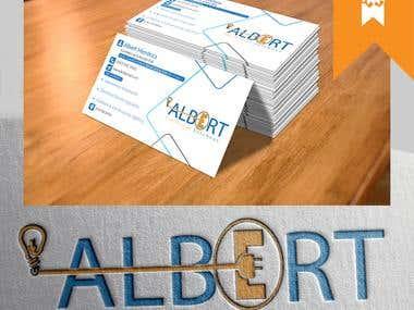 Creative Business card & logo design
