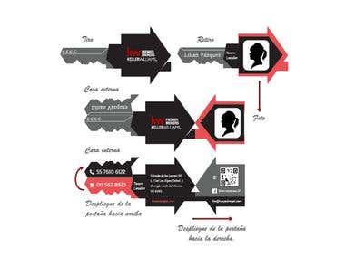 Presentation Card Design