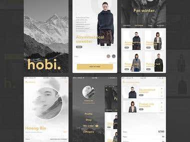 E-commerce APP2