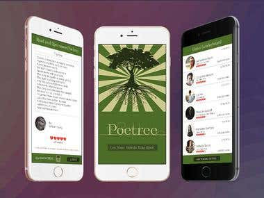 Poetree ¶ Social Poetry ¶ Let Your Words Take Root