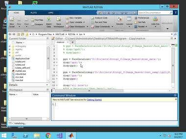 Install matlab on my Windows Server AWS