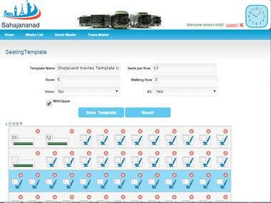 BUS ONLINE BOOKING SYATEM