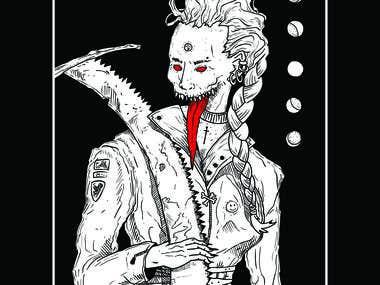 Devilstone Illustrations