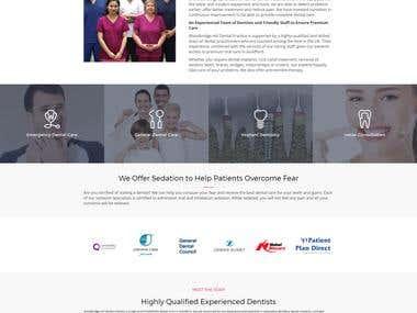 Dentistry Website