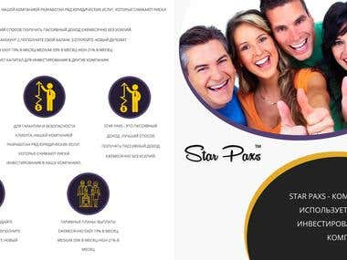Tri Fold - Brochure Design