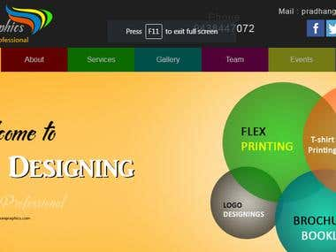 Design and Development - Pradhan Graphic