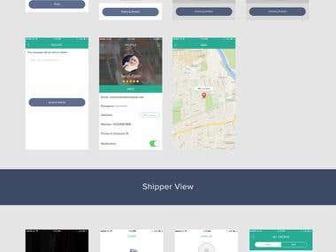 Shopping App (SuperMart)