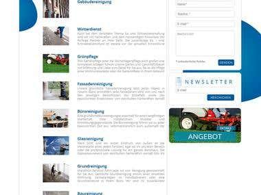 Web Design - Marathon - Germany
