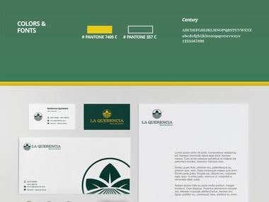 Logo Design - La Querencia