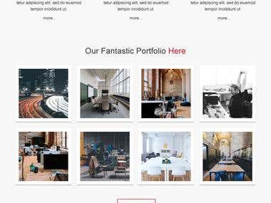iRedz - Web Design