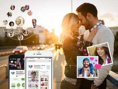 WannaMeet – Dating & Chat App