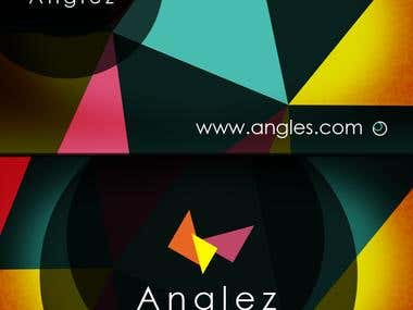 Anglez - Business Card