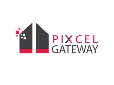 Pixcel Gateway - Logo