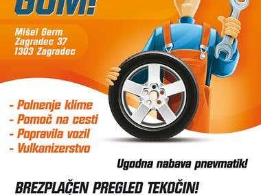 Poster & Flyer Design