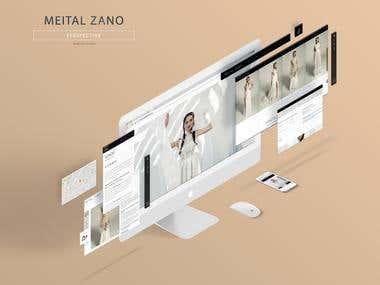 Web Design - Meital Zano