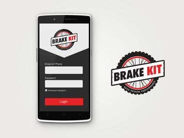 Logo Design For Brakekit