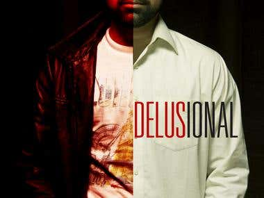 DELUSIONAL MOVIE POSTER