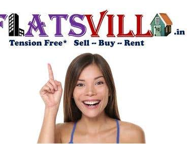 www.flatsvilla.in