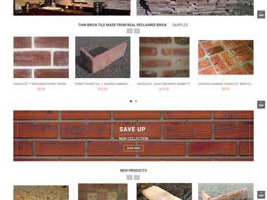 Brick Salvage - Magento - 50