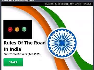 Road Rules in India