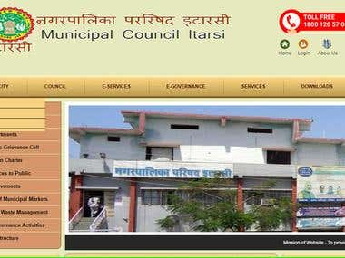 Nagar Palika Itarsi