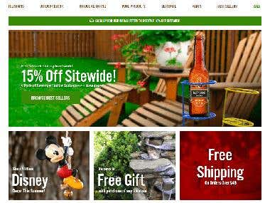 Prestashop eCommerce Store